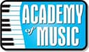 Academy of Music Mobile Logo