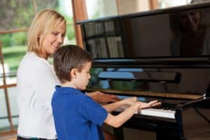 Keyboard Lessons Winnipeg Kids