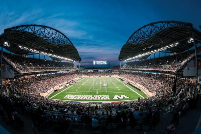 Winnipeg Blue Bombers Field